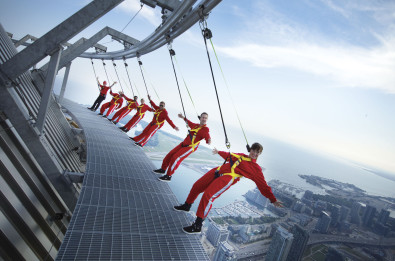 Photo courtesy of the CN Tower
