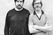 Daniel Burns and Jeppe Jarnit-Bjergso