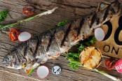 Whole Ontario Lake Fish Dinner