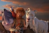 The Wild Life 3D (Robinson Crusoe 3D) - 1