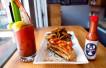 Lobster Roll & Caesar from Rock Lobster