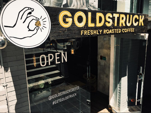 Goldstruck Coffee