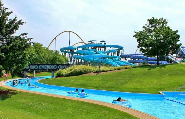 Canada's Wonderland Water Park